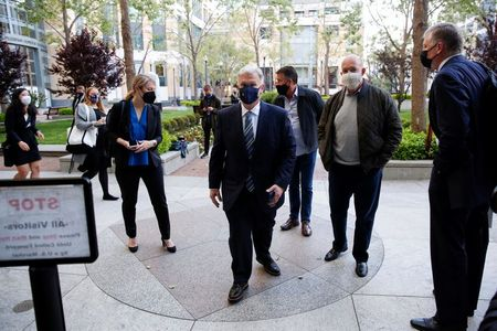 tagreuters.com2021binary_LYNXMPEH4213Q-VIEWIMAGE Epic Games CEO cites Apple's 'total control' over iPhones at first day of antitrust trial Business [your]NEWS