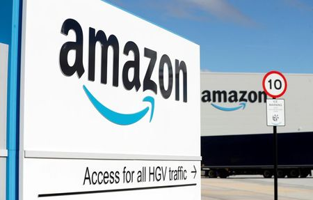 Amazon to create 10,000 jobs in Britain this year