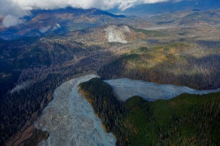 Trump administration opens pristine Alaska forest to logging