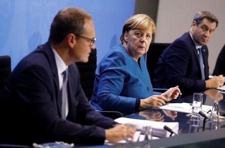 Germany to go into circuit-break lockdown as virus surges