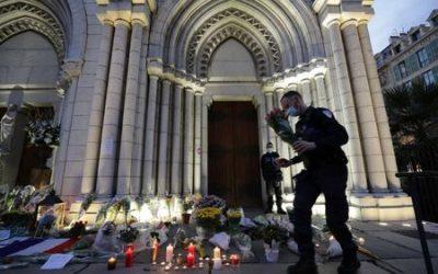 Three in custody in France following Nice attack