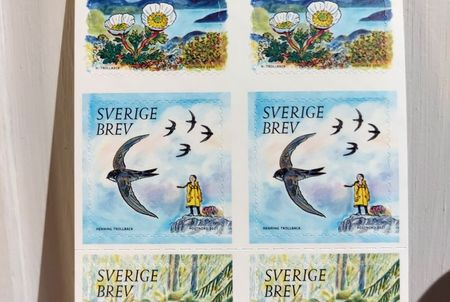 tagreuters.com2021binary_LYNXMPEH0C1GW-VIEWIMAGE Climate activist Greta Thunberg to feature on Swedish stamps World [your]NEWS