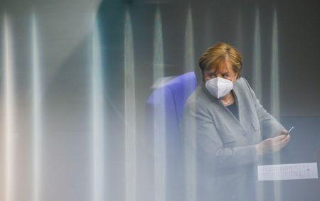Analysis: Kingmaker manoeuvres behind the men vying to succeed Germany's Merkel
