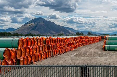Canada's Trans Mountain pipeline sees fortunes shine after KXL's demise