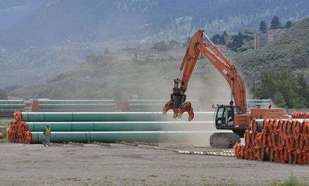 tagreuters.com2021binary_LYNXMPEH0N06U-VIEWIMAGE Canada's Trans Mountain pipeline sees fortunes shine after KXL's demise World [your]NEWS