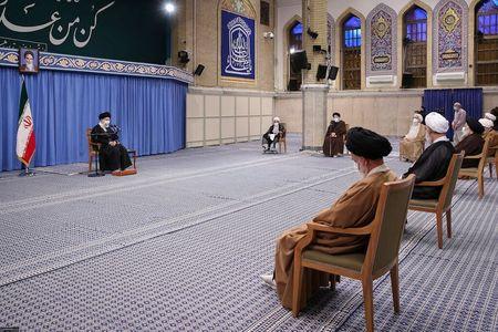 tagreuters.com2021binary_LYNXMPEH1L19P-VIEWIMAGE Exclusive: U.S. plays down Iran rhetoric, waits to see if Tehran resumes talks Top Stories World [your]NEWS