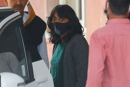 tagreuters.com2021binary_LYNXMPEH1M0MX-VIEWIMAGE Indian judge sees no reason to detain climate activist charged with sedition World [your]NEWS
