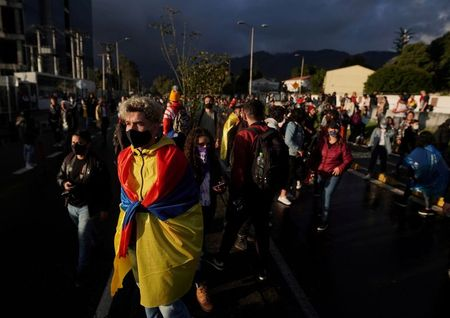 tagreuters.com2021binary_LYNXMPEH4402V-VIEWIMAGE Colombian president urges dialogue ahead of planned Wednesday marches World [your]NEWS
