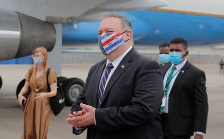 Pompeo says U.S. will open embassy in Maldives for first time