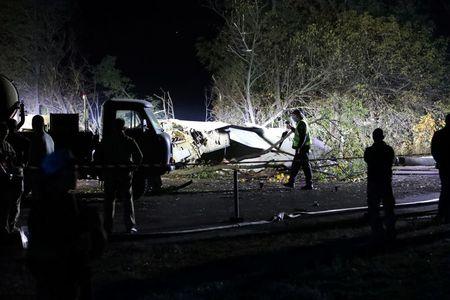 Engine problems and human error caused Ukraine military plane crash: deputy PM
