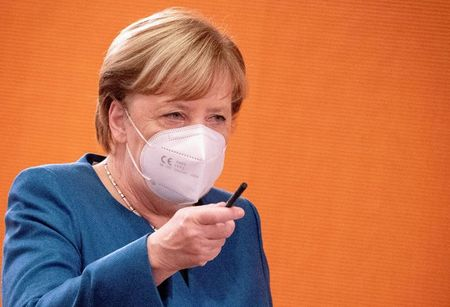 Analysis: Merkel's success overshadowed by ugly battle to succeed her