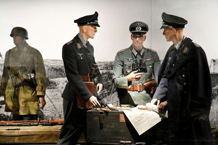 Thieves steal rare Nazi uniforms, weapons from Dutch museums