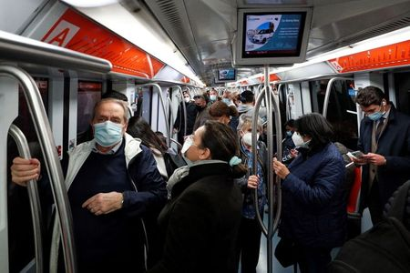 Italy's daily coronavirus cases hit new record, infections in Lombardy soar