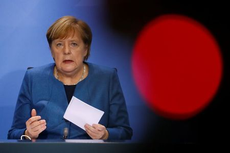 'We are in a very serious situation', says Merkel