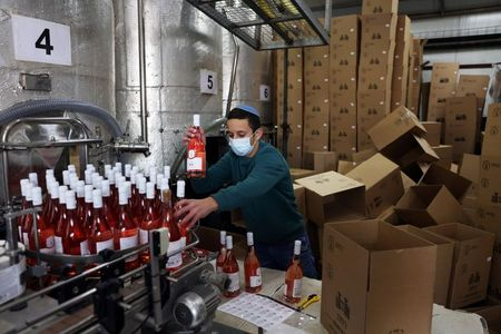 Land of wine and honey? Israeli settlers export to UAE, to Palestinian chagrin
