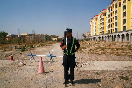 U.S. commission says China possibly committed 'genocide' against Xinjiang Muslims