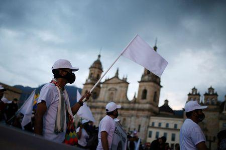 Colombia says ex-FARC reintegration must continue, despite setbacks
