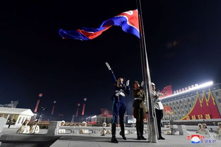 tagreuters.com2021binary_LYNXMPEH0D1NL-VIEWIMAGE North Korea stages military parade after rare party congress: Yonhap World [your]NEWS
