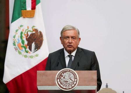 tagreuters.com2021binary_LYNXMPEH0M02W-VIEWIMAGE U.S. and Mexican presidents talk migration, coronavirus after nagging tensions Politics Top Stories World [your]NEWS