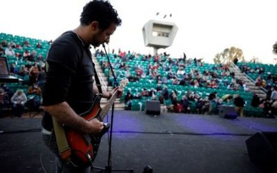 COVID 1984: New normal? 'Green Pass' opens music concert to vaccinated Israelis