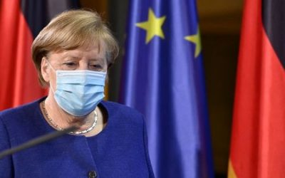 COVID 1984: Digital vaccination passports likely available before summer, Merkel says
