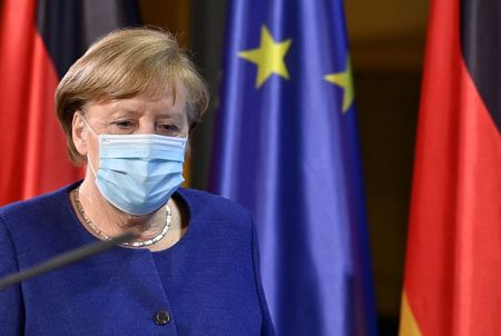 tagreuters.com2021binary_LYNXMPEH1O1IA-VIEWIMAGE COVID 1984: Digital vaccination passports likely available before summer, Merkel says Top Stories World [your]NEWS