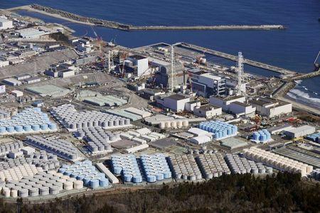 Japan says to release contaminated Fukushima water into sea