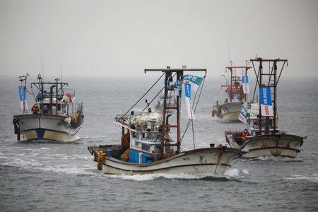S.Korean fishermen sue Japanese govt over Fukushima water -Yonhap