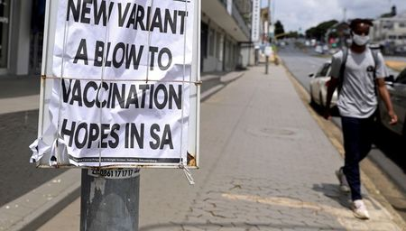 S.Africa's COVID-19 death toll much higher than official tally – report