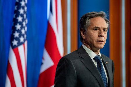 U.S. will not leave Australia alone to face China coercion -Blinken