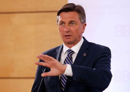 EU should speed up accession of entire Western Balkans, Slovenia's president says