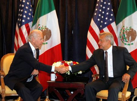 tagreuters.com2021binary_LYNXNPEH1R055-VIEWIMAGE Exclusive: Mexico's president expected to ask Biden to share U.S. vaccines, say sources Top Stories World [your]NEWS