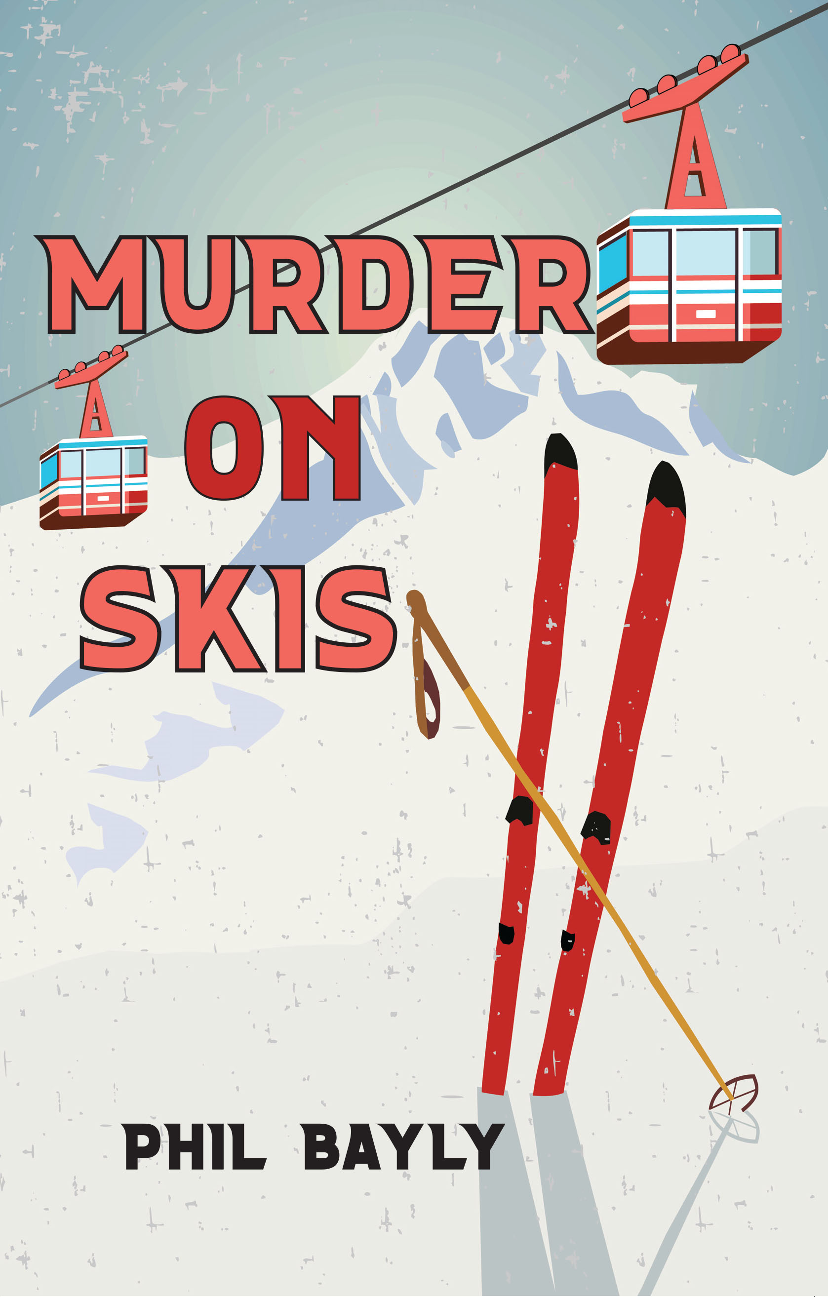 "Murder-on-Skis Former WNYT-TV 13 Anchor Phil Bayly Pens ""Murder on Skis"" [your]NEWS"